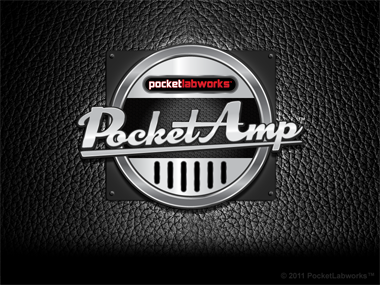 PocketAmp 1.0 Guitar Amp App free HD wallpaper lock screen ipad